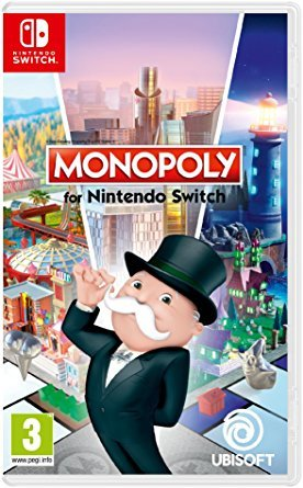 Monopoly For Nintendo Switch נינטנדו סוויץ'