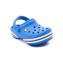 Crocs Crocband-X Clog - כפכף ילדים ספורטיבי בצבע כחול
