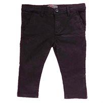 מכנסי ORO לילדים (מידות 2-16 שנים) שחור קלאסי