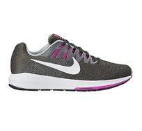 נעלי ריצה מקצועיות לאישה NIKE דגם 849577-006 STRUCTURE 20 בצבע אפור כהה