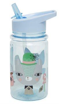 בקבוק Lama & Friends- כחול