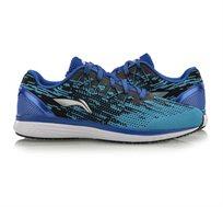 נעלי ריצה לגברים Li Ning Breathable Athletic בשני צבעים לבחירה
