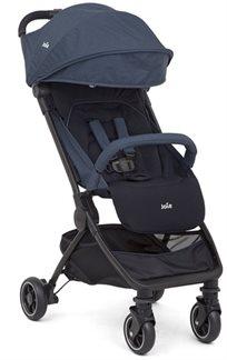עגלת תינוק קלילה וקומפקטית פקט PACT בכחול כהה