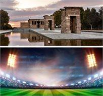3 לילות במדריד כולל כרטיס למשחק ריאל מדריד מול אייבר החל מכ-€639*