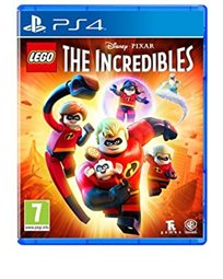 Lego The Incredibles Ps4 אירופאי!