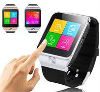 שעון יד חכם עם טלפון סלולרי GSM SIM, מצלמה צבעונית ועברית מלאה, שיחות ישירות, נגן MP4 ואוזניות מתנה!