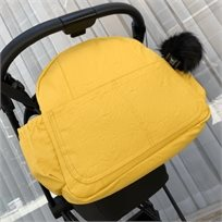 Bag - B תיק החתלה - צהוב שבור