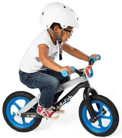 BMXIE RS אופני האיזון הכי COOL בעולם - כחול - משלוח חינם - תמונה 2