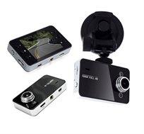 """מצלמת רכב איכותית דו שימושית 1080P כולל צג ענק """"2.4 - משלוח חינם!"""