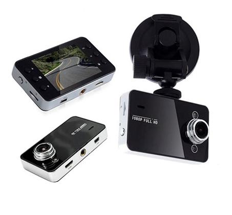"""מצלמת רכב איכותית דו שימושית 1080P כולל צג ענק """"2.4"""