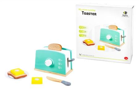 מוצרי עץ טוסטר בצבע מנטה - BGIFTS