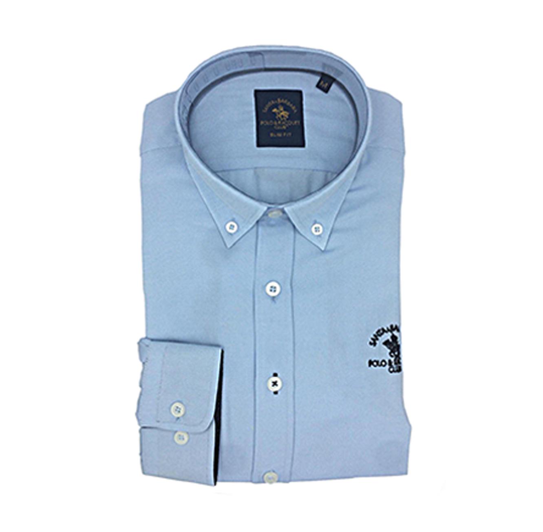 חולצה מכופתרת לגבר - צבע לבחירה