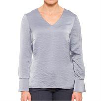 חולצת סרינה אפורה