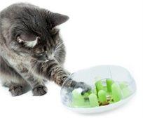 משחק מבוך חטיפים קטן  לחתול Cat It