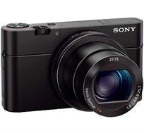 מצלמת SONY צילום וידאו באיכות 4K סטילס 20.1MP דגם DSC-RX100M4