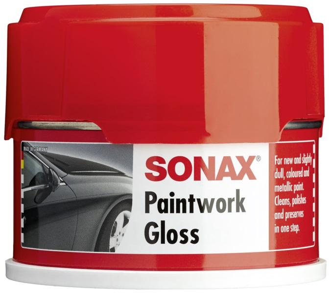 משחת הגנה והברקה Sonax 250Ml