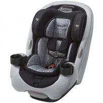 כסא בטיחות משולב בוסטר 3 ב 1 אייר Grow & Go Air - שחור/אפור