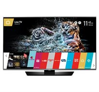 "טלוויזיה חכמה ""43 LED Smart TV Slim Full HD עם פאנל IPS, מעבד 450 PMI + ממשק webOS 2.0 + שלט חכם LG"