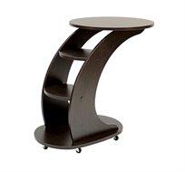 שולחן צד נייד מודרני לסלון BRADEX דגם NAVAS במגוון צבעים