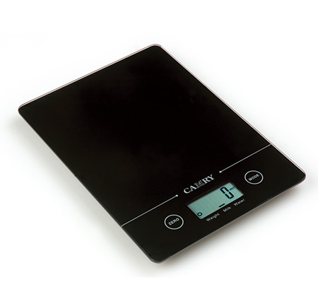 משקל דיגיטלי זכוכית 5KGX1