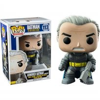 Funko Pop - Armored Batman (Batman Tdkr ) 113  בובת פופ