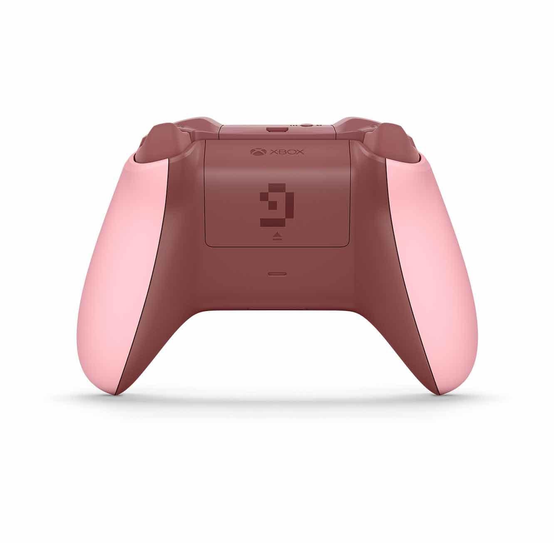 בקר אלחוטי מהדורת מיינקראפט Minecraft Pig לקונסולת XBOX - תמונה 5
