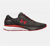 נעלי ריצה לגברים Under Armour Charged Escape 2 דגם 3020333-005 - שחור/אדום