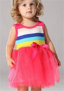 מיני בלרינות! שמלת טוטו צבעונית מדהימה לילדות, במגוון צבעים ועיצובים מהממים