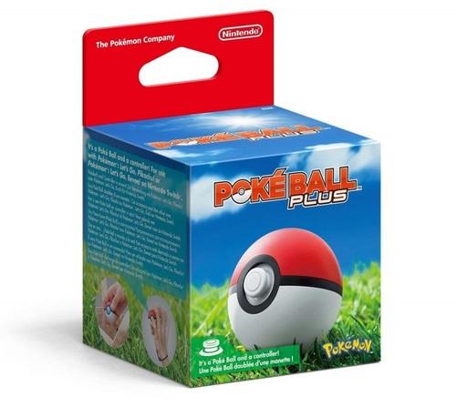 Poke Ball Plus Nintendo Switch נינטנדו סוויץ'