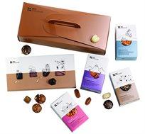 מארז שוקולד מלא בטעמים מפתיעים