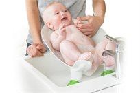 בייבי קוקולה - מושב לרחיצת תינוק בכיור או באמבטיה