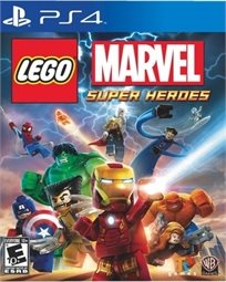 Lego Marvel Superheroes Ps4 אירופאי!