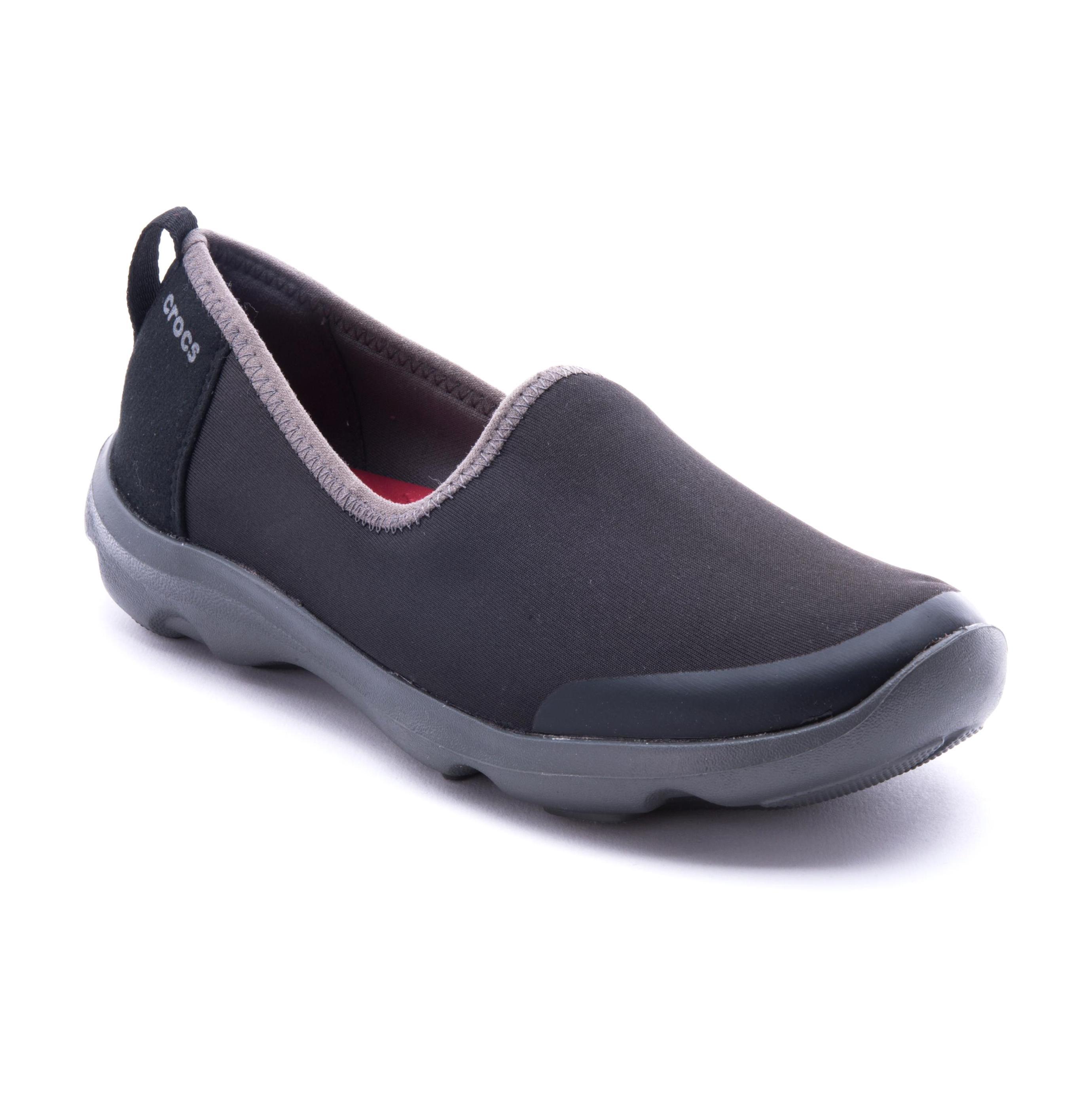 Busy Day Stretch Skimmer - נעל נשים שטוחה בצבע שחוראפור