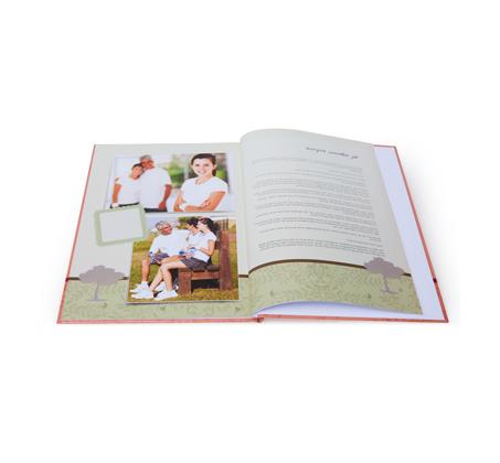 כל ההיסטוריה המשפחתית באלבום אחד - אלבום שורשים A4 אנכי כריכה קשה, 32 עמודים - תמונה 8