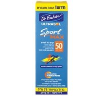 Dr Fischer Ultrasol Sport Max Face Cream Gel