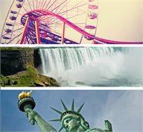 טיול מאורגן למפלי הניאגרה, וושינגטון, מנהטן, דיסניוורלד באורלנדו ועוד רק בכ-$3845*