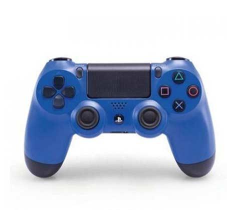 בקר אלחוטי כחול Sony PlayStation 4 CUH-ZCT2E12-M