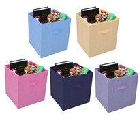 קופסאות אחסון שימושיות לבית, למשרד או לחדר הילדים דגם אקסקלוסיב במגוון דגמים לבחירה