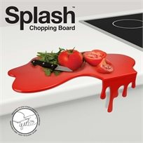 MUSTARD// Splash Chopping Board