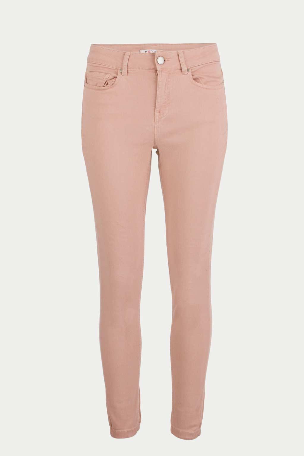 ג'ינס סקיני סטרצ'י MORGAN - צבע לבחירה