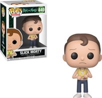 Funko Pop - Slick Morty (Rick And Morty) 440 בובת פופ