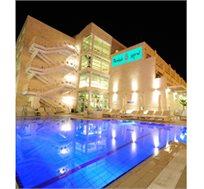 חופשות זוגיות באילת! מגוון חופשות ביולי אוגוסט במלון 4* בסגנון מרוקאי 'מרקש אילת' החל מ-₪999 לזוג!
