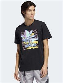 חולצת  Thaxter שחור - גברים Adidas