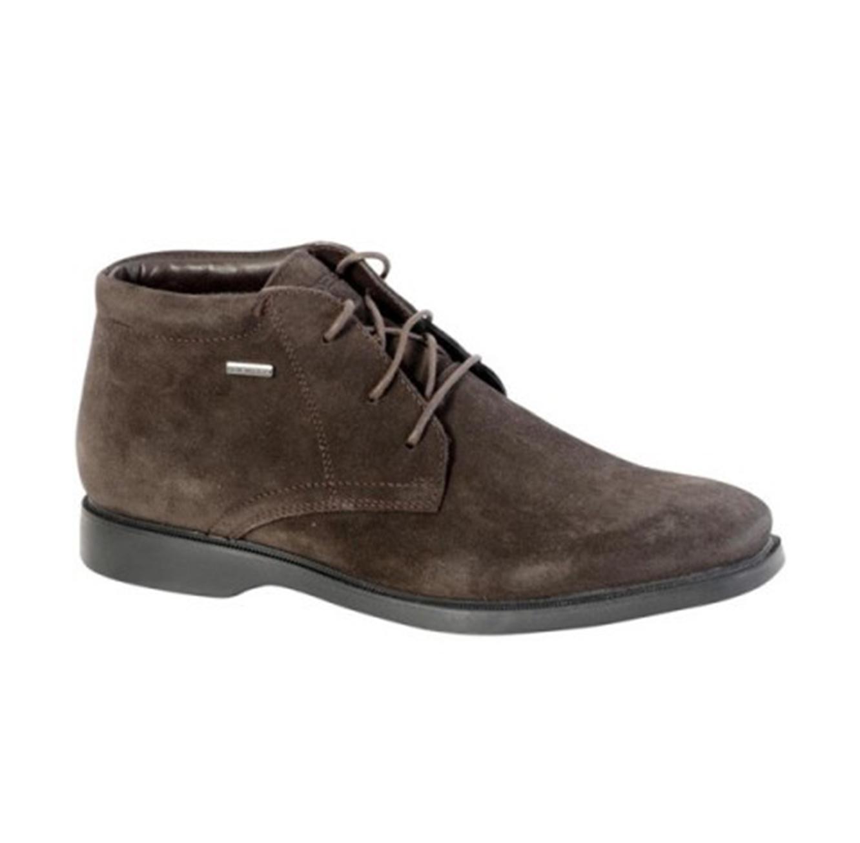 נעליים לגברים GEOX U54N1D - קפה