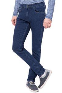 ג'ינס LEE לגברים בצבע כחול כהה