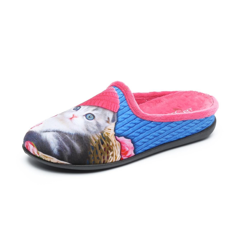 נעלי בית חתול לנשים Lady Comfort - צבע לבחירה