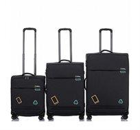 """מזוודה דגם """"BADGES NGO-12 24 צבע לבחירה"""