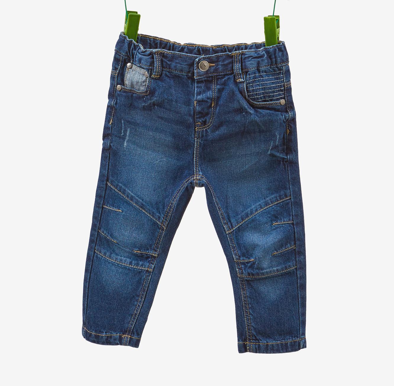 ג'ינס OVS משופשף לתינוקות- כחול
