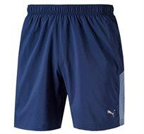 מכנסי אימון פומה דגם Core-Run 7 Shorts לגברים בצבע כחול