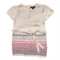 שמלת Tommy Hilfiger לילדות (מידות 18 חודשים-4 שנים)